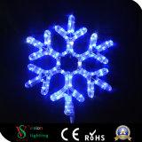 LEIDENE de van uitstekende kwaliteit van Kerstmis Sneeuwvlok van het Motief