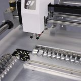 Câbles d'alimentation de transfert de grande précision de la machine 44 de Neoden3V SMT, 2 têtes avec la visibilité