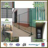 Панель /Fencing загородки конструкции зеленая временно