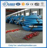 """Tubo flessibile di gomma 6 della pompa per calcestruzzo """" con la flangia dell'estremità"""