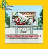 Indicador digital profesional cuadrado grande Sscreen del surtidor LED de C 10 Skymax China con la ISO de la UL RoHS de la FCC del Ce