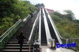 Escada rolante ao ar livre do Dsk para o transporte público