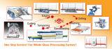 Nueva cortadora del CNC de la certificación de la condición y del Ce