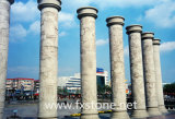 Fléau de pierre de pilier de /Stone de fléau de /Roman de fléau de marbre