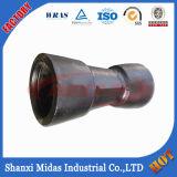 Epoxy Peint / Bitumen peinte Fitting fonte ductile Double Socket Bend pipe