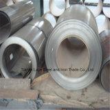 冷間圧延されるステンレス鋼のコイルの表面Hlの304