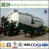 공기 압축기 부피 시멘트 수송 세미트레일러, 대량 시멘트 유조선