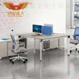L 모양 행정상 컴퓨터 책상 본사 가구 테이블 (H50-0101)