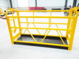 Construção de alumínio plataforma de funcionamento suspendida