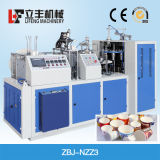 Zbj-Nzzのペーパーコーヒーカップ機械60-70PCS/Min
