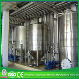 Equipo crudo del refino de petróleo vegetal de la alta calidad