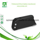 Paquet de batterie Li-ion 48volt 11.6ah avec BMS pour Ebike
