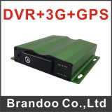 GPS Model Bd325gw、Support 128GB SD Card、Offer Free Cms Clientの4チャネル3G Mobile DVR