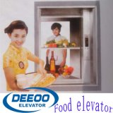 Hotelzimmer-Gaststätte-Einsparung-Mahlzeit-Küche-NahrungsmittelDumbwaiter