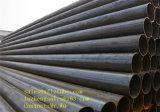 La conduttura del carbonio di ERW, ERW ha saldato la conduttura d'acciaio, conduttura di ASTM A53 ERW
