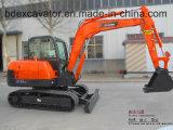 Землечерпалка Crawler Shandong новая миниая с ведром 0.2m3 для сбывания