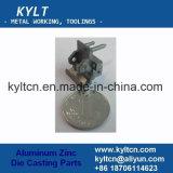 O zinco/Zamak da liga do metal morre as peças da carcaça para o automóvel/Vechile/o suporte refletor do Forklift
