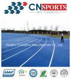 Iaaf одобрило след PU резиновый идущий для справляться спортов
