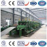 Kundenspezifische schweissende Rohr-Maschine für Stahl galvanisiertes Rohr