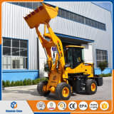 Carregador da roda da exploração agrícola 1.2ton da fábrica 916 de China mini