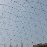 Дома купола стальной крыши Skylight здания полуфабрикат