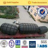 Cuscino ammortizzatore pneumatico di gomma marino della protezione dell'oceano