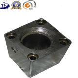 Peças fazendo à máquina feitas à máquina OEM do CNC da precisão para o cilindro pneumático da maquinaria