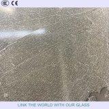 4mm das niedrige Eisen-prismatisches Glas/milderte niedriges Eisen-Floatglas