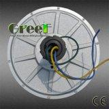 Осевой генератор постоянного магнита потока для вертикальной ветротурбины