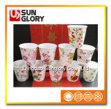 Promotionnel renforcer la tasse de porcelaine de Lkb014