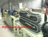 Tuyau flexible formant la machine (FUGE)