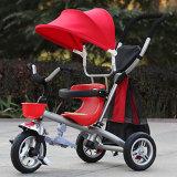 2017 dreht das neue Entwurfs-Kind-Dreirad 3EVA/Air innen Qualität
