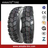 Neumático radial certificado GCC 1000r20 del carro de Annaite