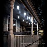 Luces colgantes solares de la yarda del estilo pendiente de los PP de Home Elegance