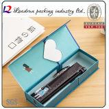 Bolígrafo plástico plástico de papel de Derma del bolígrafo de metal de Vape del rectángulo de lápiz (YS70C)
