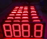 유가 변하기 쉬워 발광 다이오드 표시 표시