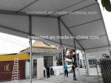 常置屋外PVCテントの結婚式の玄関ひさしアルミニウムテント