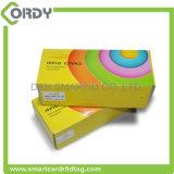 cartão do espaço em branco RFID da proximidade da manga de 125kHz TK28 /13.56MHz F08