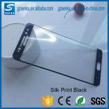 3D完全なカバーSamsungギャラクシーノート7のための絹のプリントスクリーンの保護装置の携帯電話のフィルム