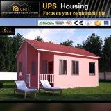 Живущий полуфабрикат дом контейнера с новой конструкцией