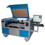 Вышивка, скачками автомат для резки лазера видеокамеры ярлыка (GLS-9060)