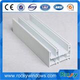Профиль фабрики UPVC Shandong для сползая Windows