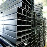Tubo de acero rectangular de la industria de la máquina de acero suave