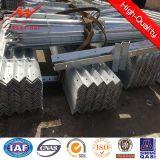 Galvanisierte Kraftübertragung Stahlpole mit dem Stahlquerarm