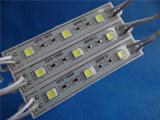 2 años de garantía impermeabilizan el módulo de 5050 LED para hacer publicidad
