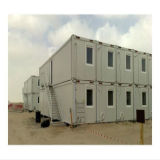 Residential Application를 위한 Prefabricated Containerized Apartment