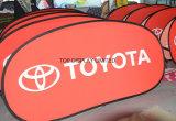 Хлопните вверх знамя рамки при графический флаг рекламируя индикацию изготовленный на заказ, котор овальные Хлопают-вне рекламирующ знак