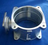 Tubo del bastidor del acero inoxidable CF8m de la alta precisión que conecta con los Ts 16949
