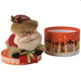 مربّعة عيد ميلاد المسيح [جفت بوإكس] لأنّ شوكولاطة أو كعك