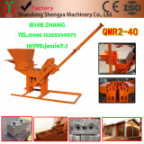 M7mi 최고 맞물리는 벽돌 기계 찰흙 벽돌 만들기 기계